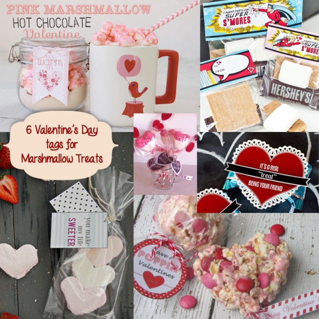 Valentines Day Tags Roundup